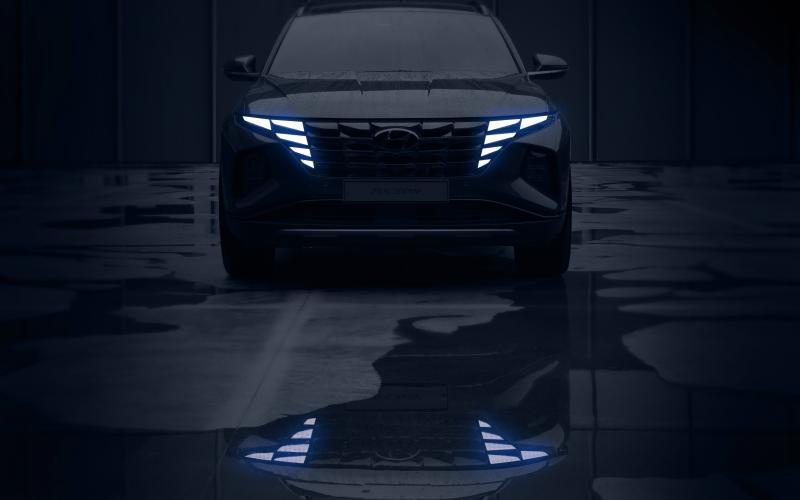 Zcela nový Hyundai Tucson přichází s revolučním designem