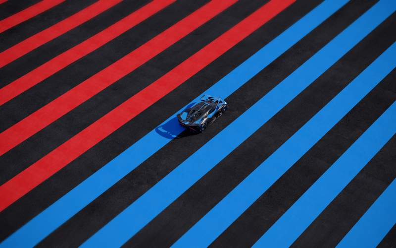 Chystá se Bugatti do Le Mans?