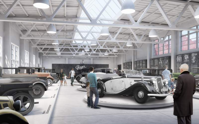 Nové muzeum Pragovky vznikne v Chomutově