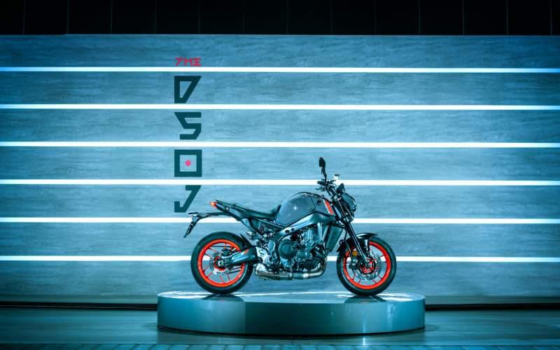 Yamaha MT-09: Temná strana Japonska
