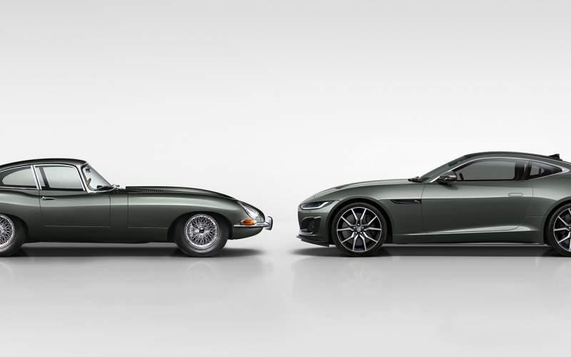 Jaguar vzdává hold své legendě