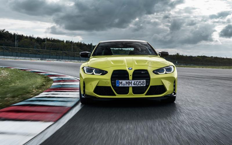 Nové BMW M3 a M4