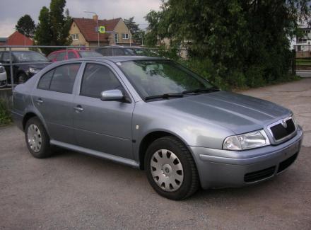 Škoda - Octavia