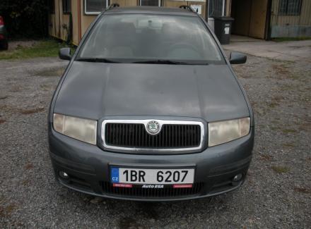 Škoda - Fabia