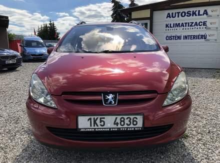 Peugeot - 307 2.0 HDi (90 Hp)
