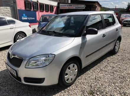 Škoda - Fabia 1.2 HTP (60 Hp)