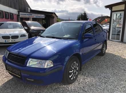 Škoda - Octavia 1.6 (102 Hp)