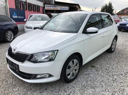 Škoda - Fabia 1.0 (60 Hp)