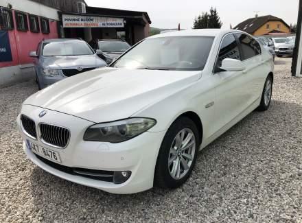 BMW - 5er 520d (184 Hp) Steptronic