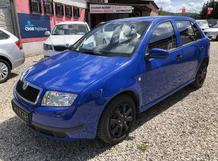 Škoda - Fabia 1.2 i (54 Hp)