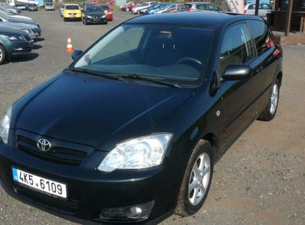 Toyota - Corolla 1.6i 16V (110 Hp)