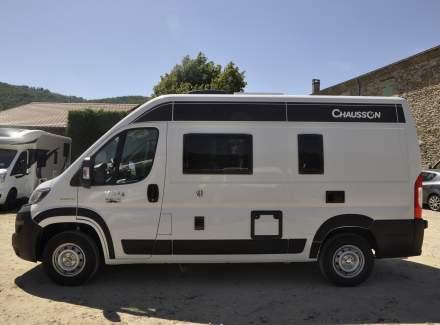 Chausson - V594S 2,3L 120HP model 2021