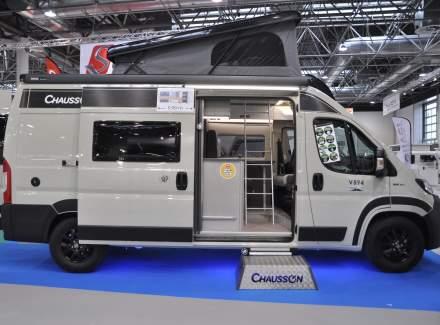 Chausson - V594 2,3L 140 HP VIP Premium