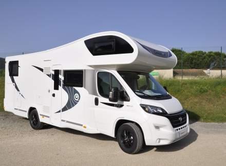 Chausson - C717GA VIP 140HP model 2020