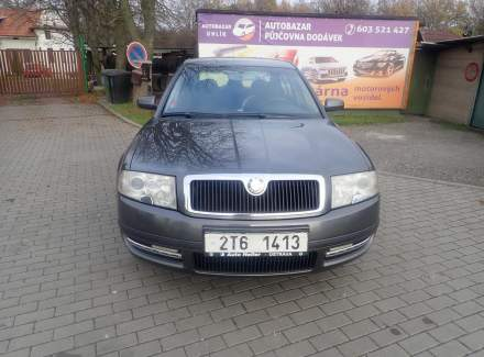 Škoda - Superb