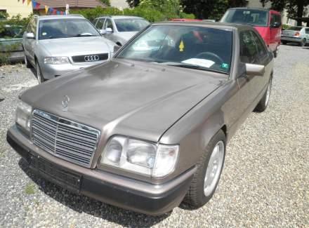 Mercedes-Benz - E-class