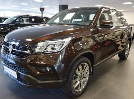 SsangYong - Musso