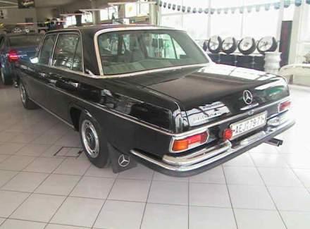 Mercedes-Benz - S-class