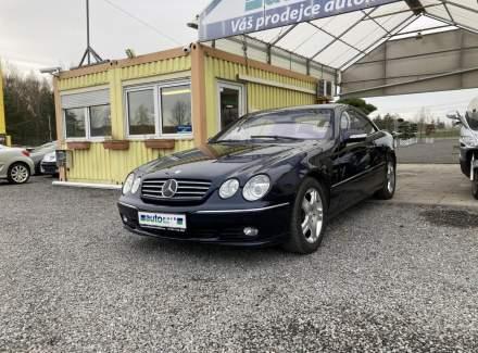 Mercedes-Benz - CL