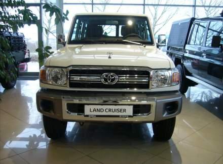 Toyota - Land Cruiser