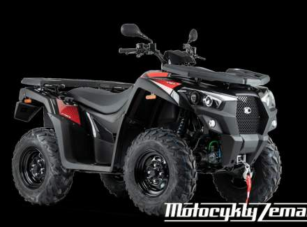 Kymco - MXU 550i ABS T3b