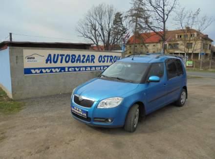Škoda - Roomster