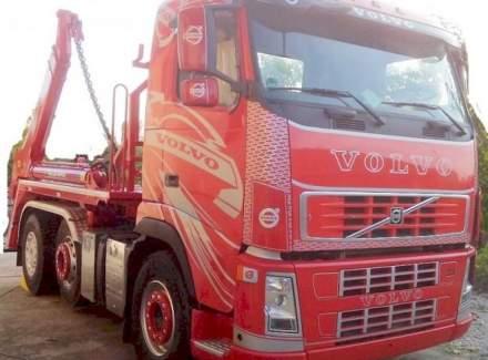Volvo - EUR5 řetěz 6x2 krátké