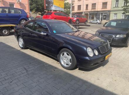 Mercedes-Benz - CLK