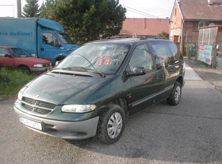 Chrysler - Voyager